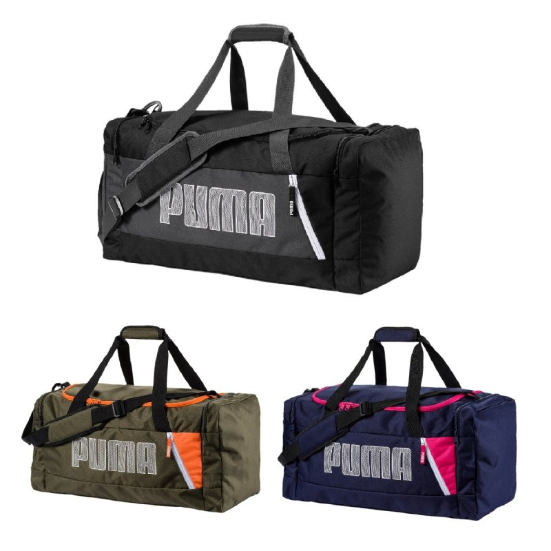 5e7df9d56fe2 Puma Fundamentals Sports Bag M II