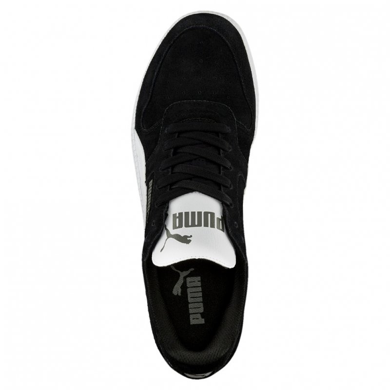 Puma Icra Trainer SD, 356741, Schwarz (black white 16)