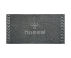 Hummel Old School Small Towel, 25-064, Grau (Asphalt 1531)