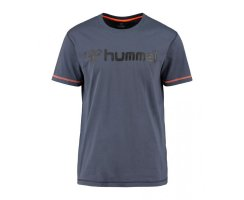 Hummel Classic Bee Ss Tee, 09-400, Blau (Ombre Blue 8540)