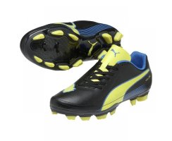 Puma Velize II FG  102977-02 (black-blazing...