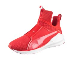 Puma Fierce Core, 188977, Rot (High Risk Red-Puma White 04)