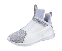 Puma Fierce Knit, 190303, Weiß (Puma White 02)
