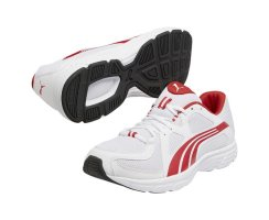 Puma Axis v3 Mesh Laufschuhe, Wei� (white-high risk...