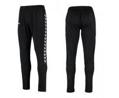 Hummel Auth. Charge Football Pant, 37-229, Schwarz (Black...