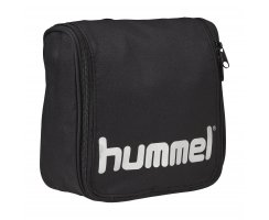 Hummel Authentic Toiletry Bag, 40-965, Schwarz/Silber...