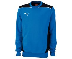 Puma Foundation Sweat, Kinder Sweatshirt, Blau (puma...