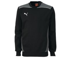 Puma Foundation Sweat, Kinder Sweatshirt, Schwarz...