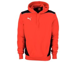 Puma Foundation Hooded Sweat, Herren Sweatshirt, Rot...