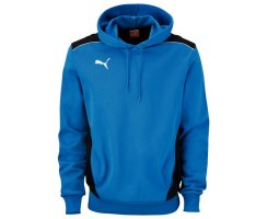 Puma Foundation Hooded Sweat, Herren Sweatshirt, Blau...