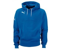 Puma Hoody, 653979, Blau (puma royal-white 02)