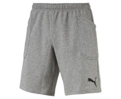 Puma Liga Casuals Shorts, 655605, Grau (Medium Gray...