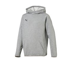 Puma Kinder Liga Casuals Hoody Jr, 655636, Grau (Medium...