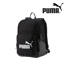 Puma Phase Backpack, 73589, Schwarz (Black 01)