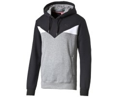 Puma Fun CB Hooded TR, Herren Sweatshirt, Schwarz...