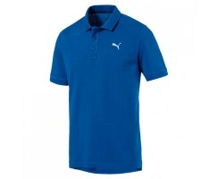 Puma ESS Pique Polo, 838248, Blau (Turkish Sea 75)