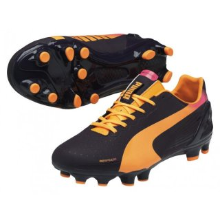 Puma evoSPEED 3.2 FG,102864 (blackberry cordial-fluo orange-fluo pink 02)