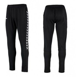 Hummel Auth. Charge Football Pant, 37-229, Schwarz (Black 2001)